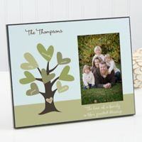 Leaves of Love Family Tree Picture Frame