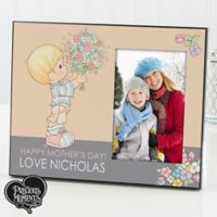 Precious Moments® Flower Bouquet Picture Frame