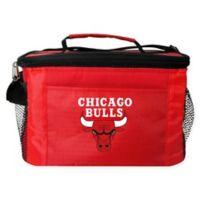 NBA Chicago Bulls 6-Can Cooler Bag