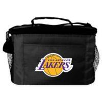 NBA Los Angeles Lakers 6-Can Cooler Bag