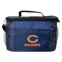 NFL Chicago Bears 6-Can Cooler Bag
