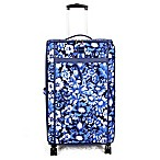 Isaac Mizrahi Lantana 29-Inch 8-Wheel Upright Spinner in Blue