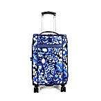 Isaac Mizrahi Lantana 22-Inch 8-Wheel Upright Spinner in Blue