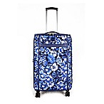 Isaac Mizrahi Lantana 26-Inch 8-Wheel Upright Spinner in Blue