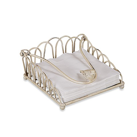 Bird napkin holder bed bath beyond for Bathroom napkin holder