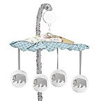 Sweet Jojo Designs Woodland Toile Musical Mobile