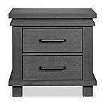 Soho Baby Hampton Night Stand in Canyon Grey
