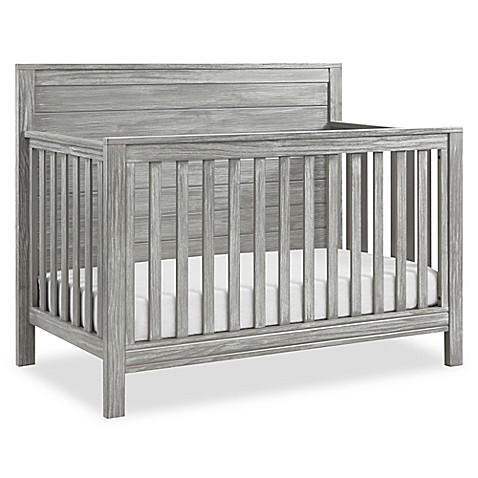 DaVinci Fairway 4-in-1 Convertible Crib in Rustic Grey ...