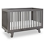Babyletto Hudson 3-in-1 Convertible Crib in Slate
