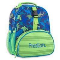 Stephen Joseph® All Over Print Shark Mini Backpack