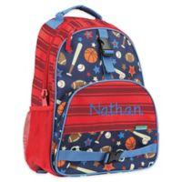 Stephen Joseph® All Over Print Sports Backpack