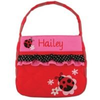 Stephen Joseph® Ladybug Quilted Purse in Red