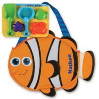 Stephen Joseph® Clown Fish Beach Tote in Orange