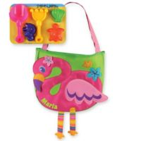 9f7cee6ad3a Stephen Joseph® Flamingo Beach Tote with Sand Toys