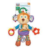 Eric Carle™ Developmental Monkey Plush Toy