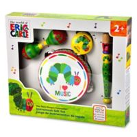 Eric Carle™ Caterpillar Instrument Gift Set