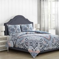 Suhani Twin/Twin XL Comforter Set in Navy