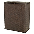 LaMont Home River Upright Hamper in Espresso