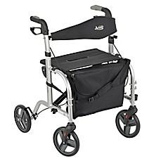 Juvou0026reg; Rollator-Transport Chair  sc 1 st  Bed Bath u0026 Beyond & Juvo® Rollator-Transport Chair - Bed Bath u0026 Beyond