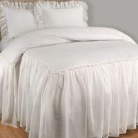 Wamsutta® Vintage Skirted King Bedspread in White