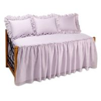 Wamsutta® Vintage Skirted Daybed Bedspread in Lilac