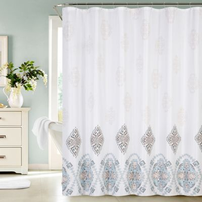 Buy Waffle Shower Curtain from Bed Bath & Beyond