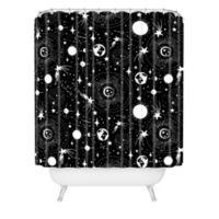 Deny Designs Heather Dutton Solar System Standard Shower Curtain