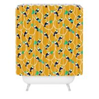 Deny Designs Hello Sayang Toucan Play That Game Standard Shower Curtain
