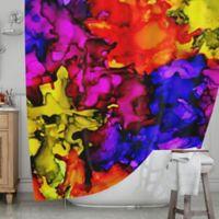 KESS InHouse® Chica Shower Curtain
