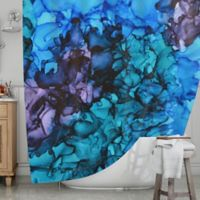 KESS InHouse® Lucid Dream Shower Curtain