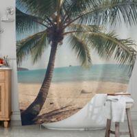 KESS InHouse® Tropic of Capricorn Shower Curtain
