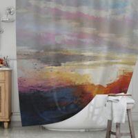 KESS InHouse® Georgia Morning Shower Curtain