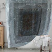 KESS InHouse® Art Box Shower Curtain