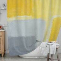KESS InHouse® Inspired Shower Curtain