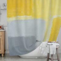 KESS InHouseR Inspired Shower Curtain