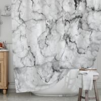 KESS InHouse® Marble No. 2 Shower Curtain