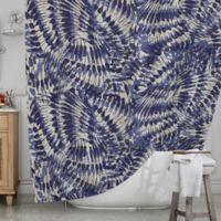 KESS InHouse® Iggy Palms Shower Curtain