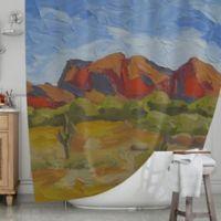 KESS InHouse® Arizona Shower Curtain