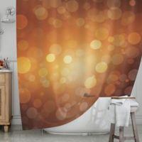 KESS InHouse® Sunrise Shower Curtain