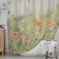 KESS InHouse® Remembrance Shower Curtain