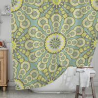 KESS InHouse® Equinox Shower Curtain