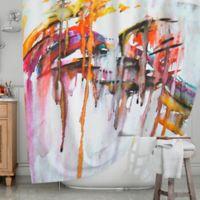 KESS InHouse® Cascade Shower Curtain