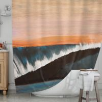 Kess Inhouse Clean Slate Shower Curtain
