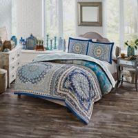 Surya Reversible Twin XL Comforter Set in Blue