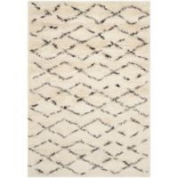 Safavieh Casablanca Harmony 4' x 6' Area Rug in Ivory/Brown