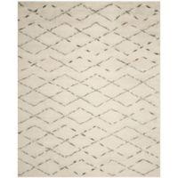 Safavieh Casablanca Harmony 8' x 10' Area Rug in Ivory/Grey