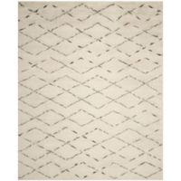 Safavieh Casablanca Harmony 9' x 12' Area Rug in Ivory/Grey