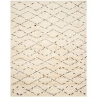 Safavieh Casablanca Harmony 9' x 12' Area Rug in Ivory/Brown