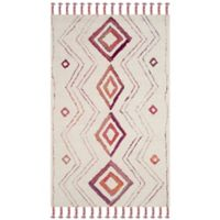 Safavieh Casablanca Cass 5' x 8' Area in Ivory