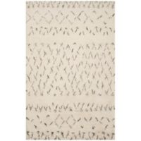 Safavieh Casablanca Hannah 9' x 12' Area Rug in Ivory/Grey
